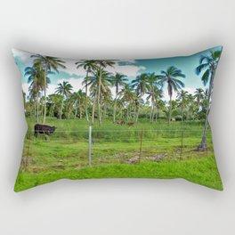 Pulu and Niu Rectangular Pillow