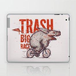 Trash BIG RACE Laptop & iPad Skin