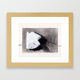 shell1 Framed Art Print