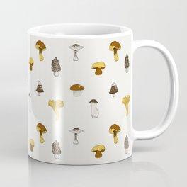 Mushroom Glaze Coffee Mug