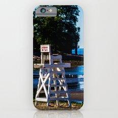 Life guard off duty - enjoy the beach Slim Case iPhone 6s