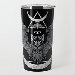 Occult Bat Travel Mug