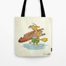 Little Accident Tote Bag