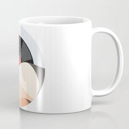 Follow the music. Coffee Mug