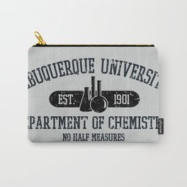 Respect the Chemistry Carry-All Pouch