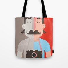 Moustachu Tote Bag