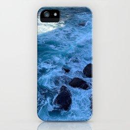 Beautiful water at Kamay Botany Bay National Park, Sydney, NSW, Australia iPhone Case
