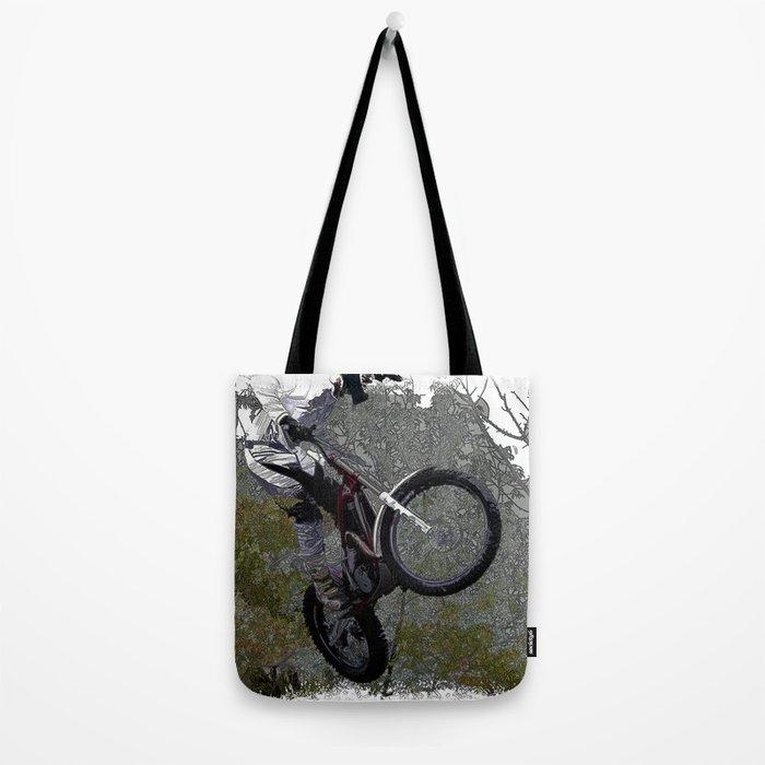 Off-roading - Motocross Racing Tote Bag