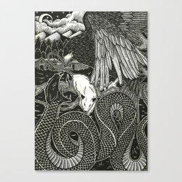 Americana Canvas Print
