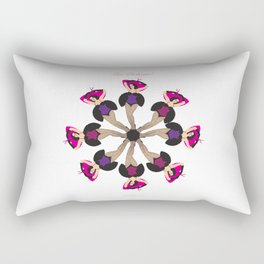 Love Burlesque! Rectangular Pillow