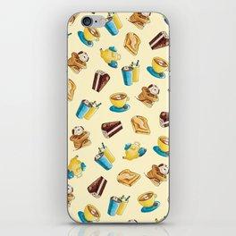 Wooferteria iPhone Skin