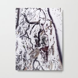 into the deep Metal Print