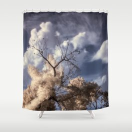 R72: Tree Shower Curtain