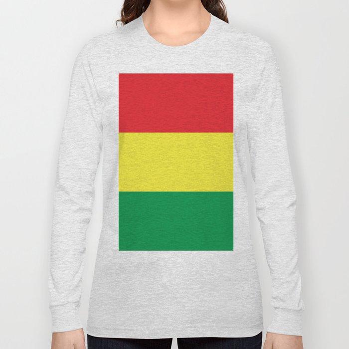 IRIE RASTA Long Sleeve T-shirt