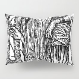 John Bauer Trollörten Pillow Sham