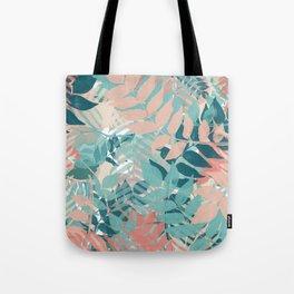 Botanical on Parade Tote Bag