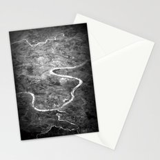 Rivers of India Stationery Cards