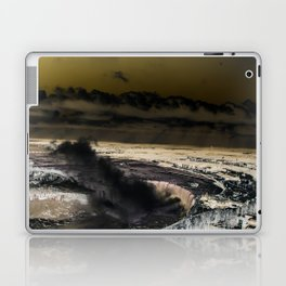 inverted horseshoe falls Laptop & iPad Skin