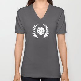 The Volleyball II Unisex V-Neck