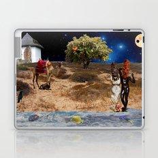 Adam & Eve - The Happy Couple Laptop & iPad Skin
