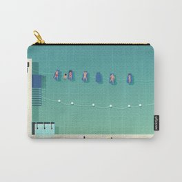 Italy Beach Life - Sorrento Carry-All Pouch