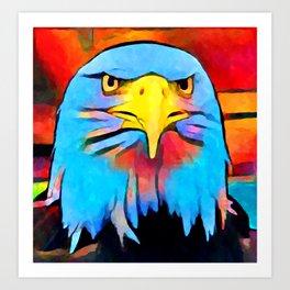 Bald Eagle 2 Art Print