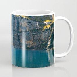 Oeschinen Lake Coffee Mug