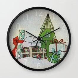 Advent Calendar - Day 24 Wall Clock