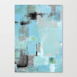 Aside Canvas Print