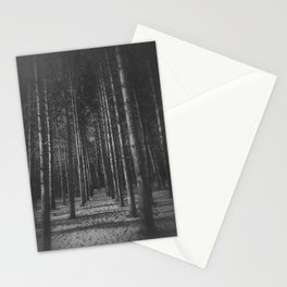 Into the woods... Stationery Cards