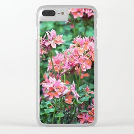 Longwood Gardens Autumn Series 240 Clear iPhone Case