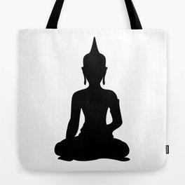 Simple Buddha Tote Bag