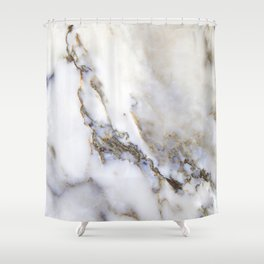 Marble ii Shower Curtain