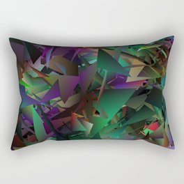 Dark Thirty on the Back Forty Rectangular Pillow