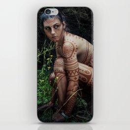 warlord nymph iPhone Skin