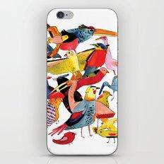 Bird Group iPhone & iPod Skin
