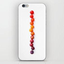 Plum Gradient iPhone Skin