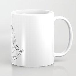 False Modesty Coffee Mug