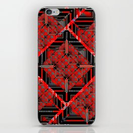 Bow Tie 3 iPhone Skin