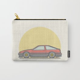 Toyota AE86 Vector illustration Carry-All Pouch
