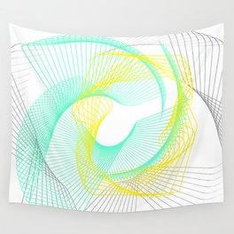 minimal elegant Wall Tapestry