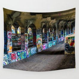 Wakeup Wall Tapestry