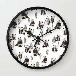 Pandas! Wall Clock