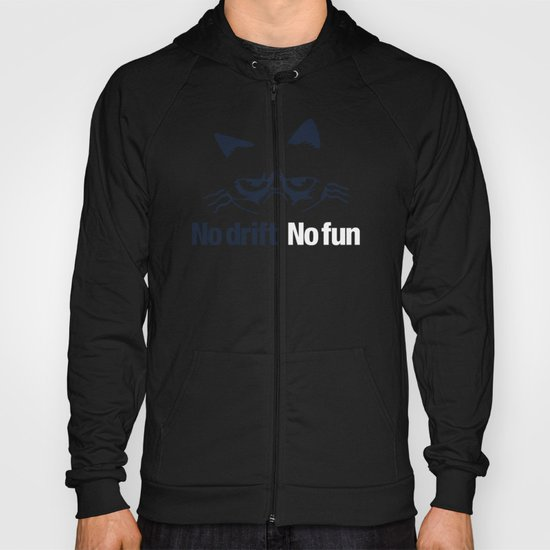 No drift No fun v2 HQvector Hoody