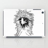 hawk iPad Cases featuring Hawk  by Art is Vast