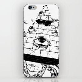 Pyramid iPhone Skin