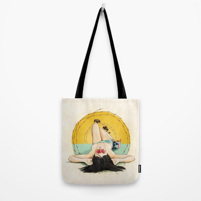 Miss Oklahoma Tote Bag