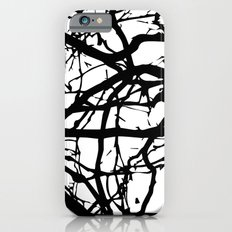 black branches iPhone 6s Slim Case