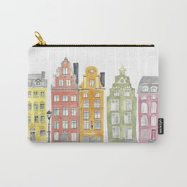 Stockholm houses Carry-All Pouch
