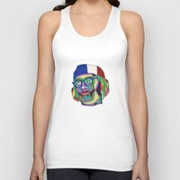 america Tank Tops featuring America by Masonjohnson